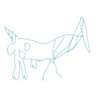 Unicorn Cow Grasshopper